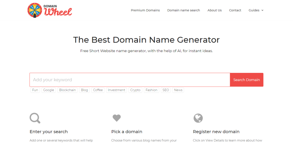 Domain Wheels - How to start an Ecommerce Business 2021