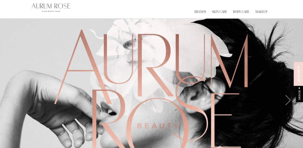 Aurum Rose - How to start an Ecommerce Business 2021